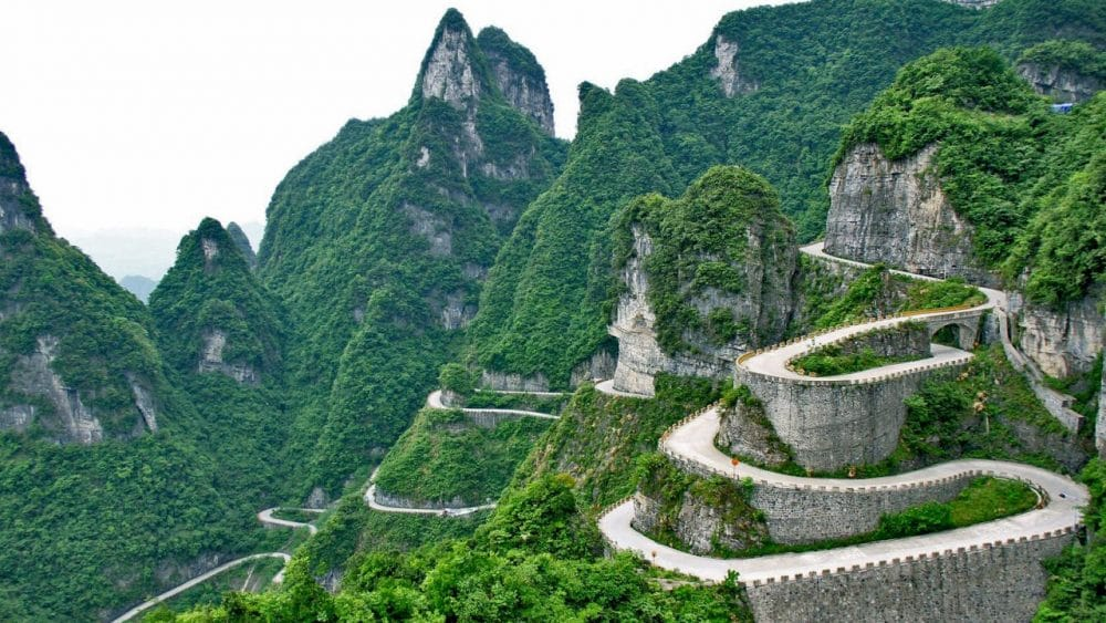 Tianmen Road (Chine)