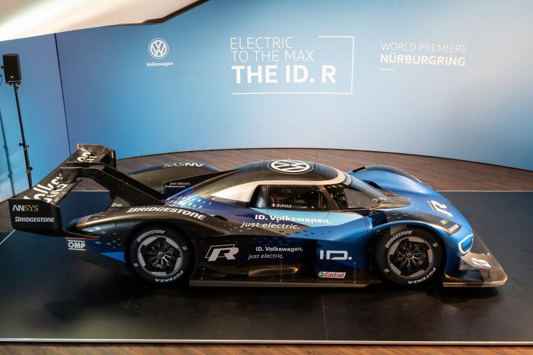 Volkswagen ID-R Nürburgring