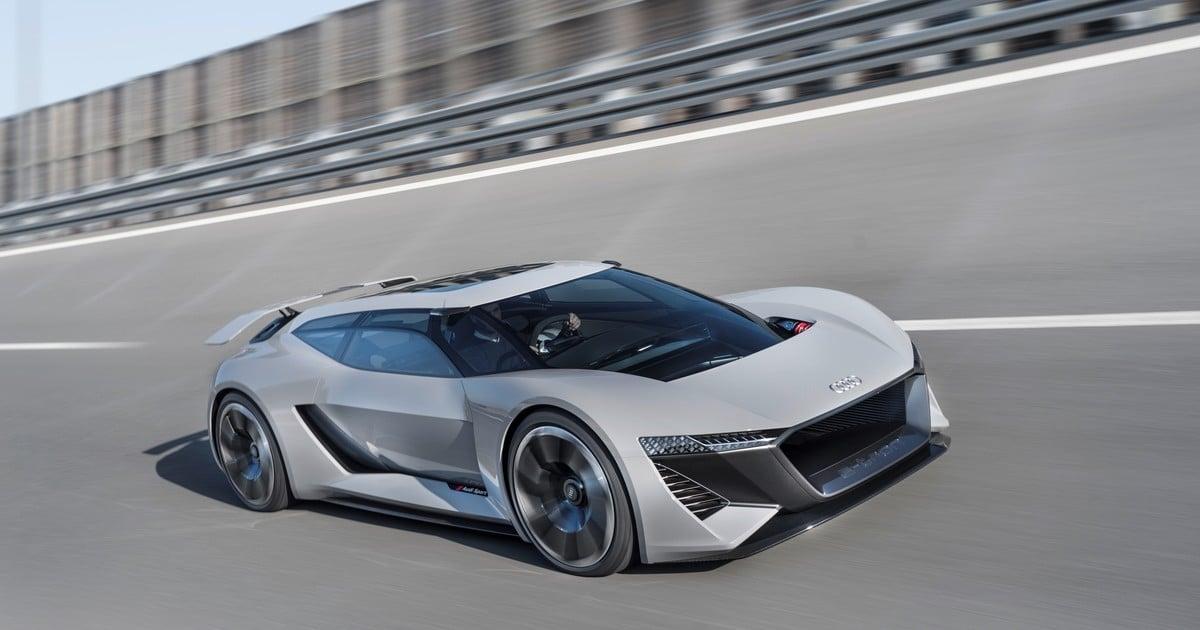Vers une Audi E-Tron GTR ?