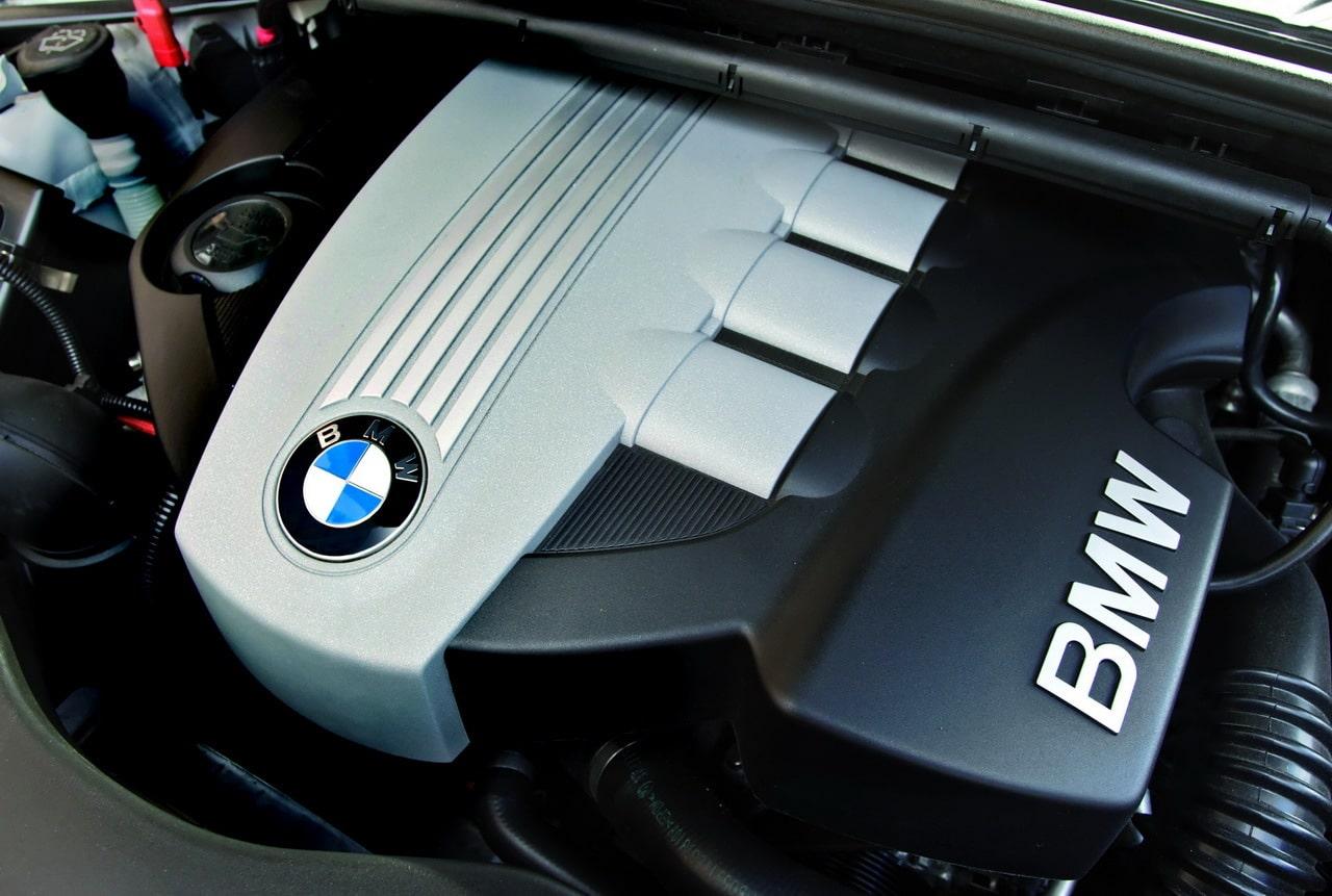 Moteur BMW Série 1