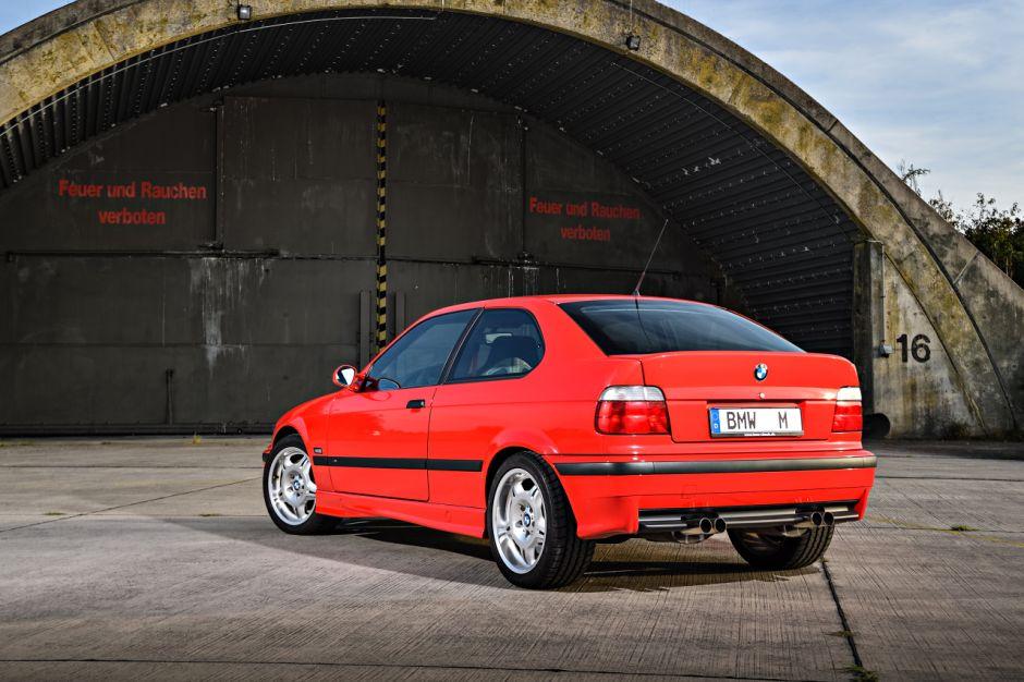 BMW M3 Compacte concept
