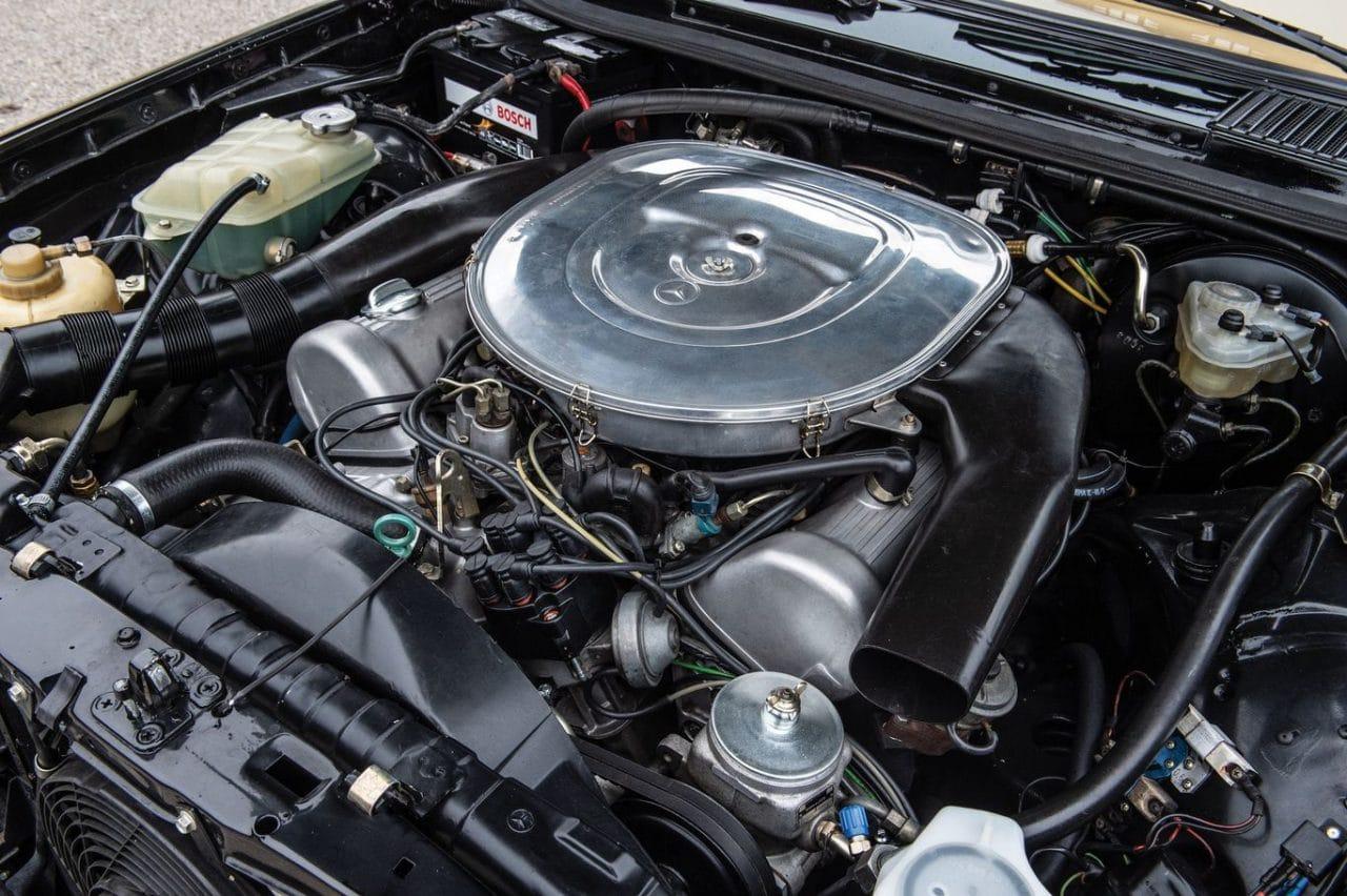 W123 Mercedes AMG break