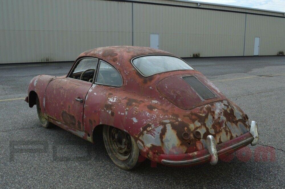 Ebay : Porsche 356 Coupe