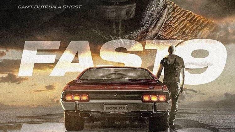 Fast & Furious 9 avec John Cena
