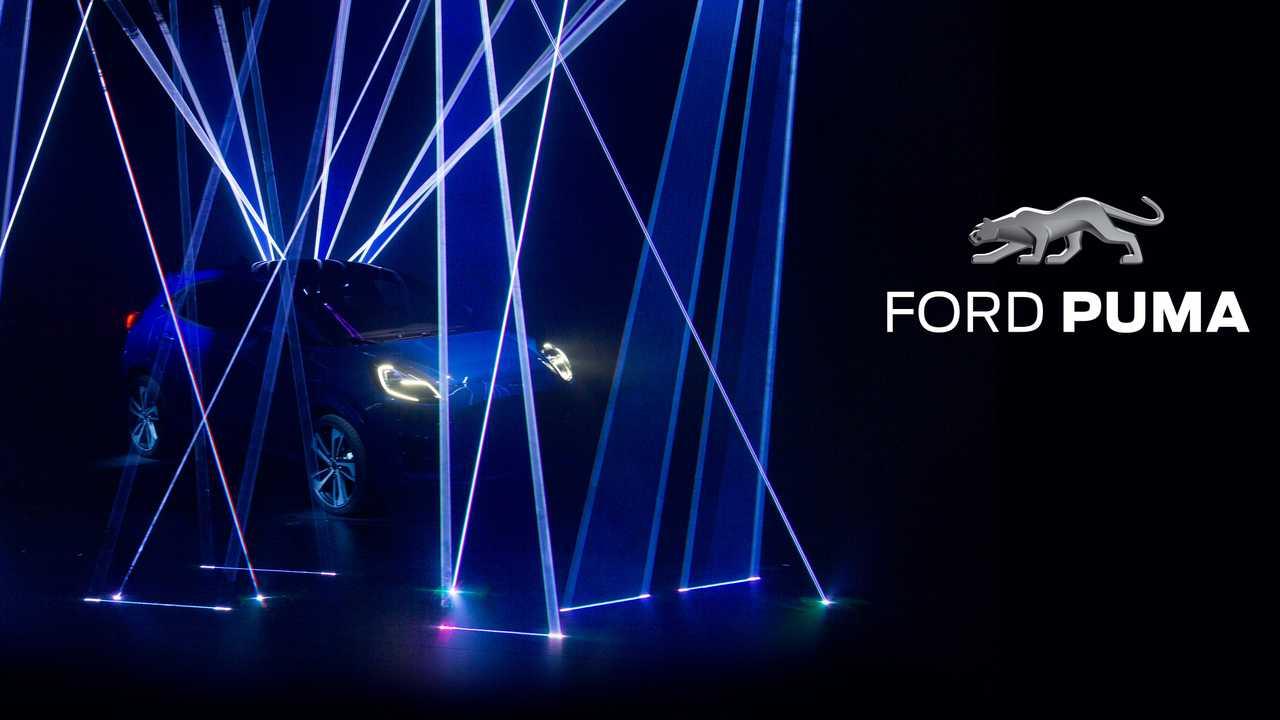 Teaser du Ford Puma (2020)