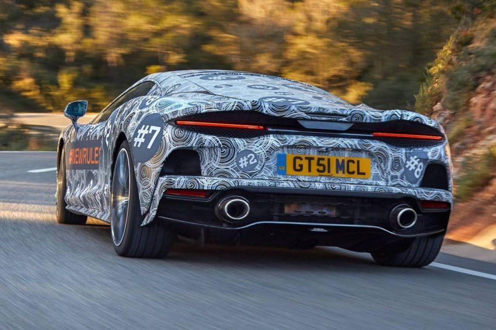 Future McLaren GT