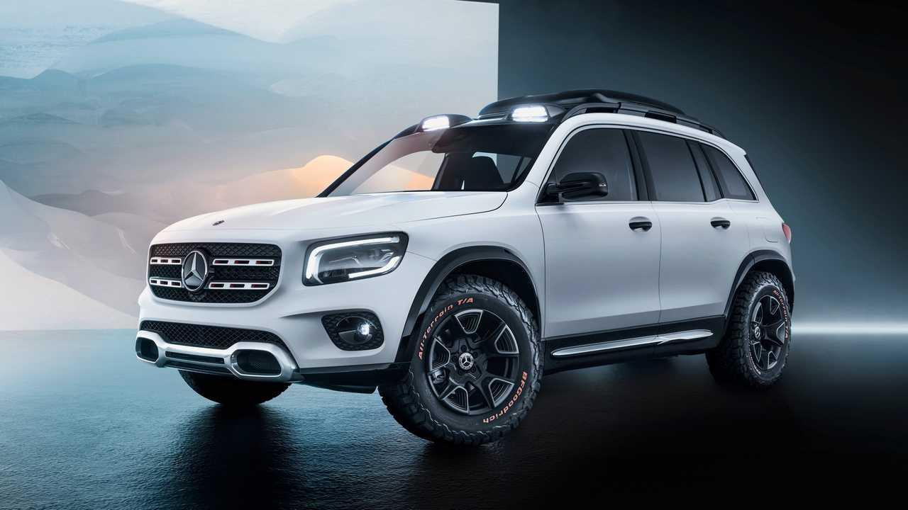 Mercedes-Benz GLB Concept