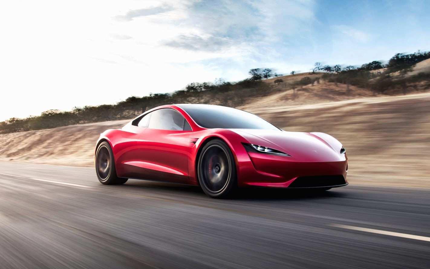 La Tesla Roadster pourrait avoir plus de 1000 km d'autonomie
