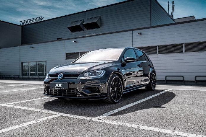 VW Golf R par ABT