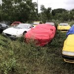 11 Ferrari abandonnées depuis 2008