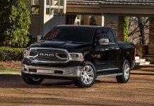RAM 1500 V6 Diesel FCA