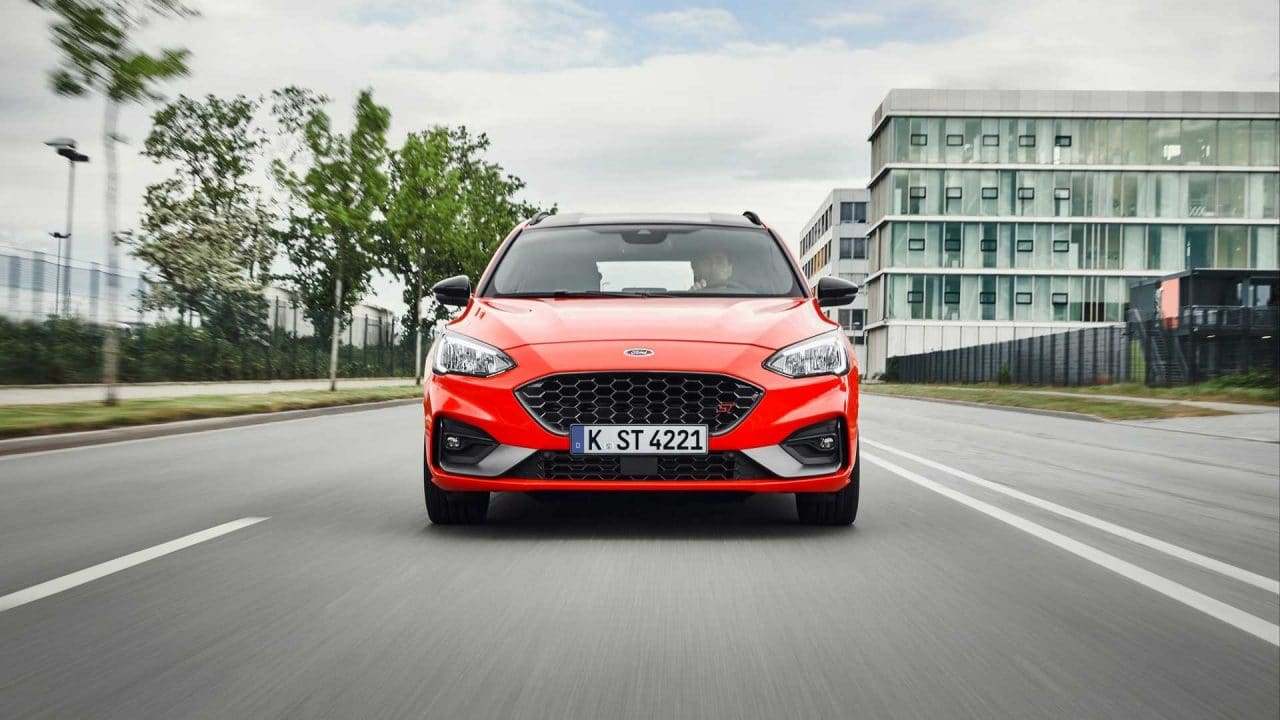 2019 Ford Focus ST SW