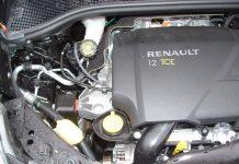Moteur TCE Renault 1.2