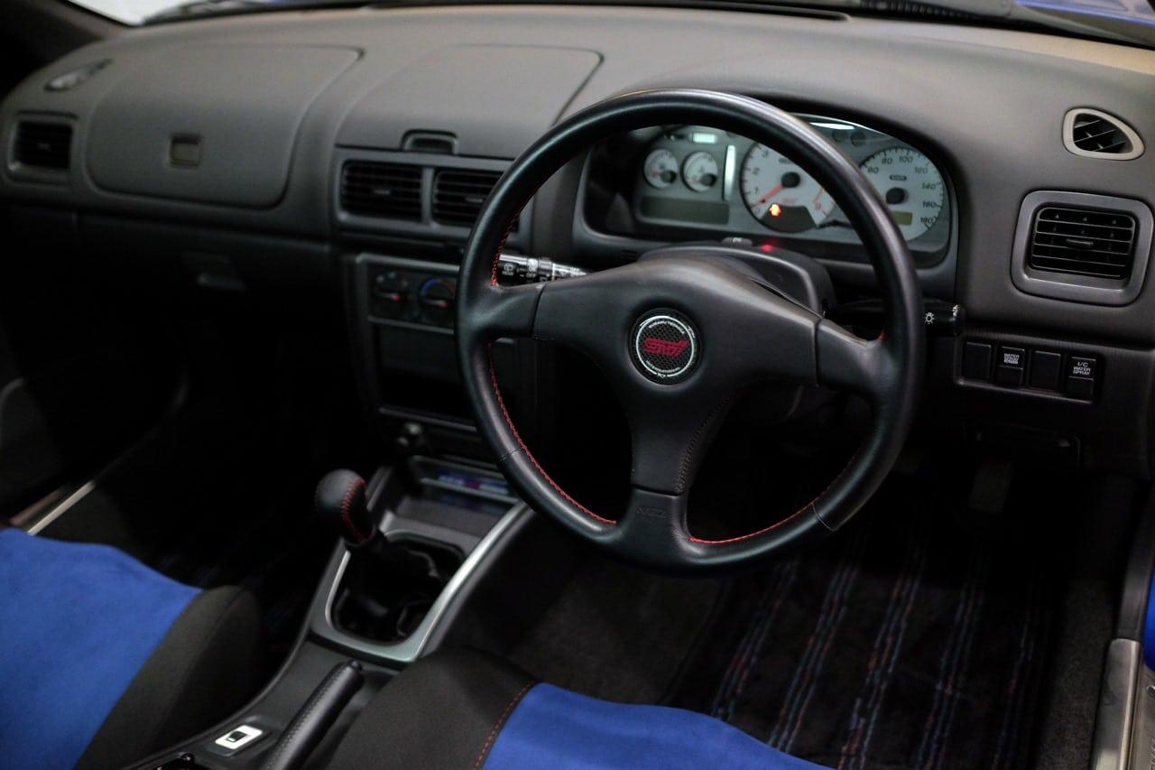 Subaru 22B STI prototype