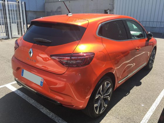 Renault Clio 5 RS Line
