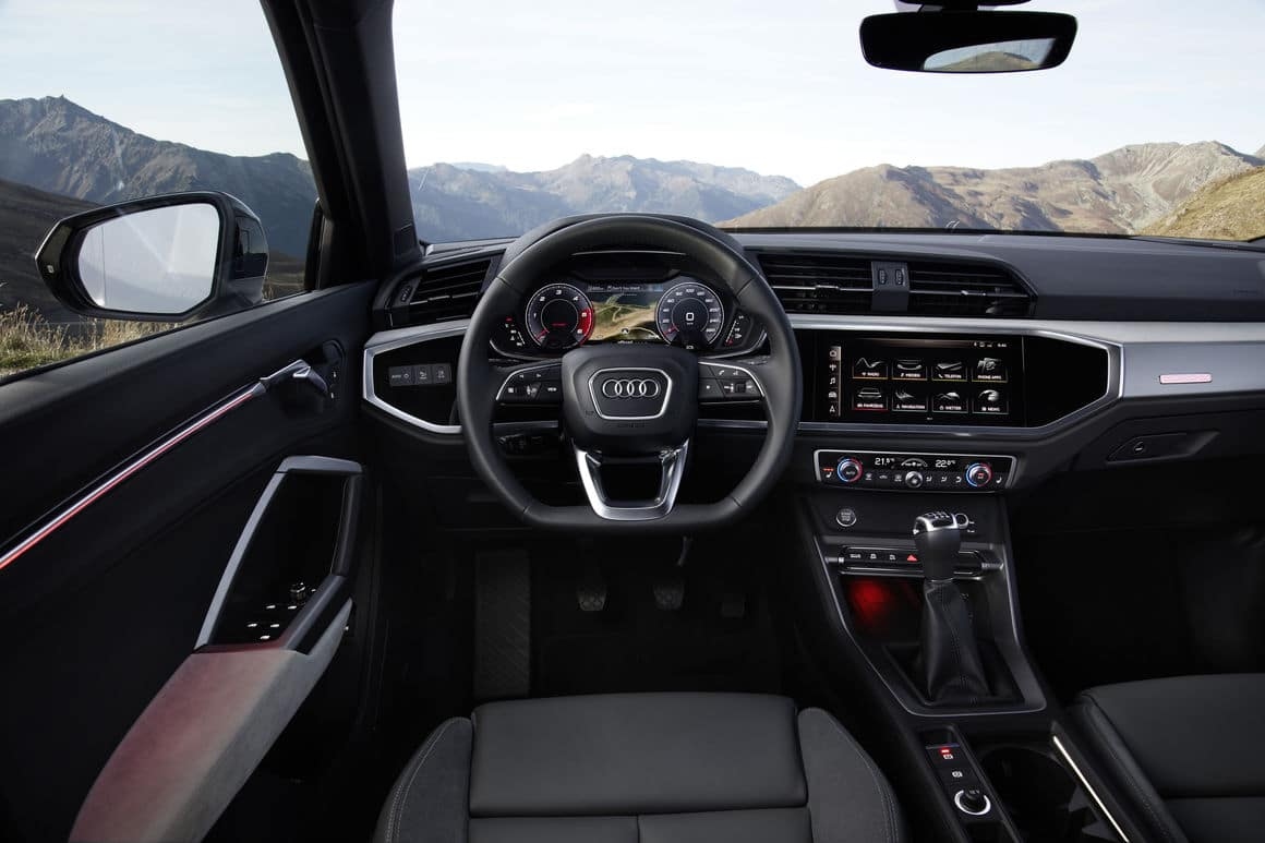 Intérieur Audi 2019