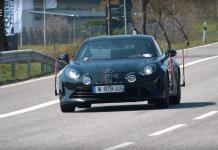 Alpine A110 S au Nürburgring ?