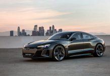 Audi e-tron GT dans Avengers Endgame