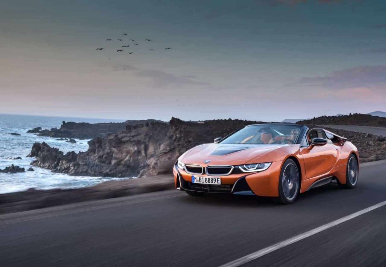BMW i8 bientôt 100% électrique ?