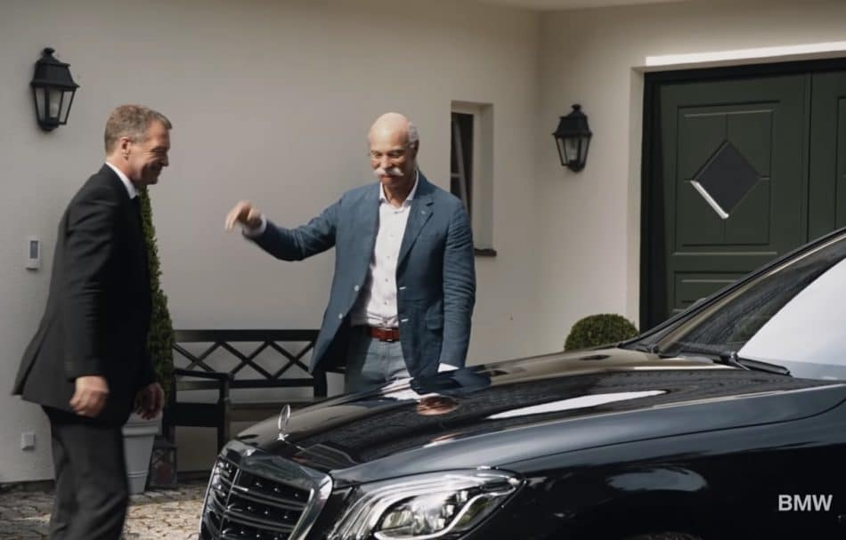 Dieter Zetsche Mercedes