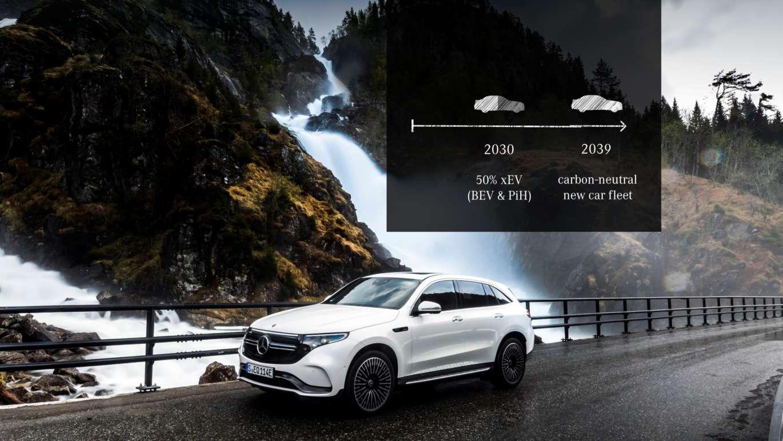Mercedes plan écologie