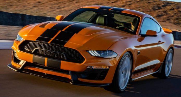 SIXIT va louer des Shelby GT-S