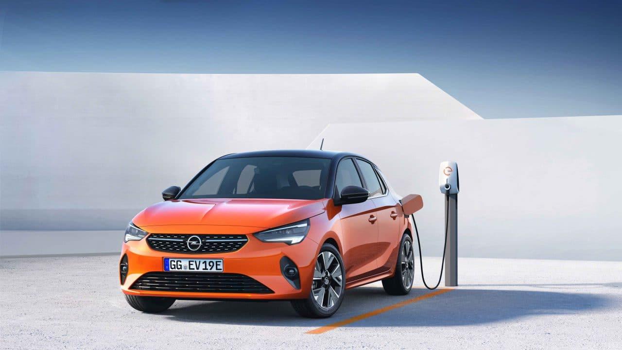 Voitures électriques en 2020 : Opel Corsa-e