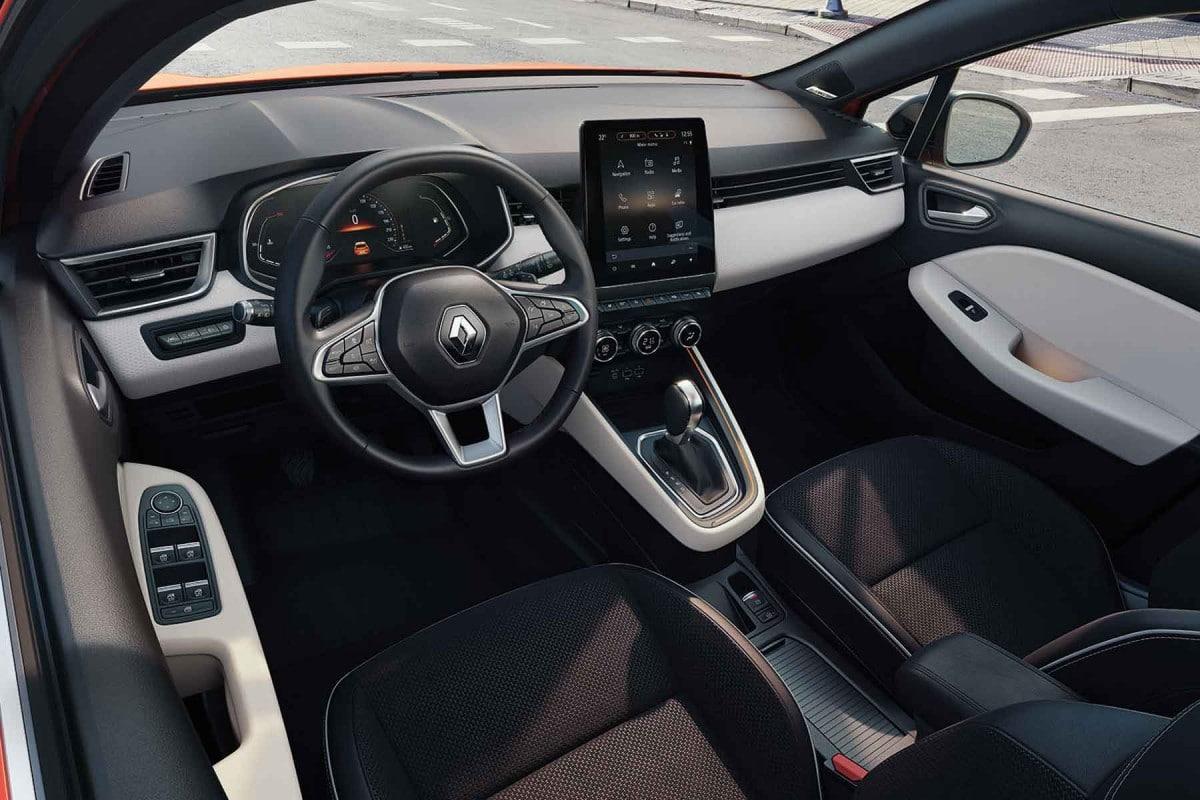 Intérieur Clio 5 / Dacia