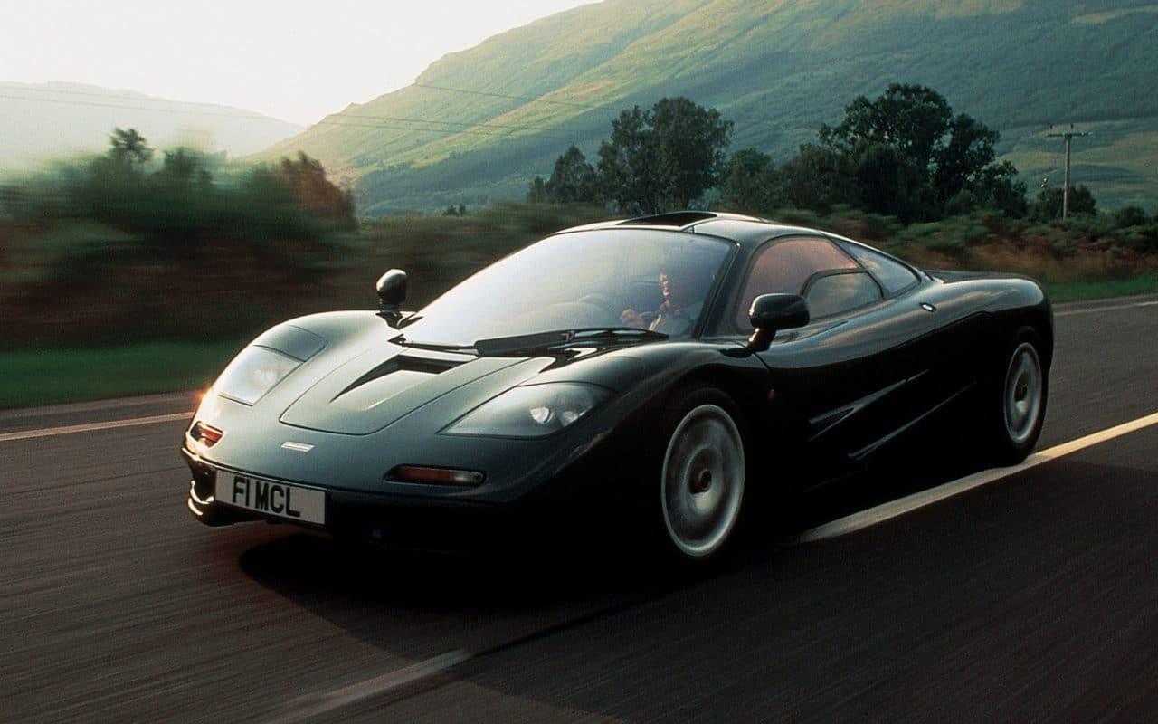 McLaren F1 (supercar)