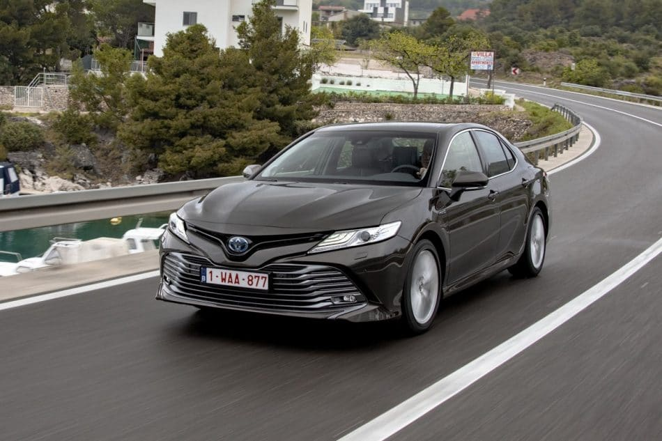 Toyota Camry France