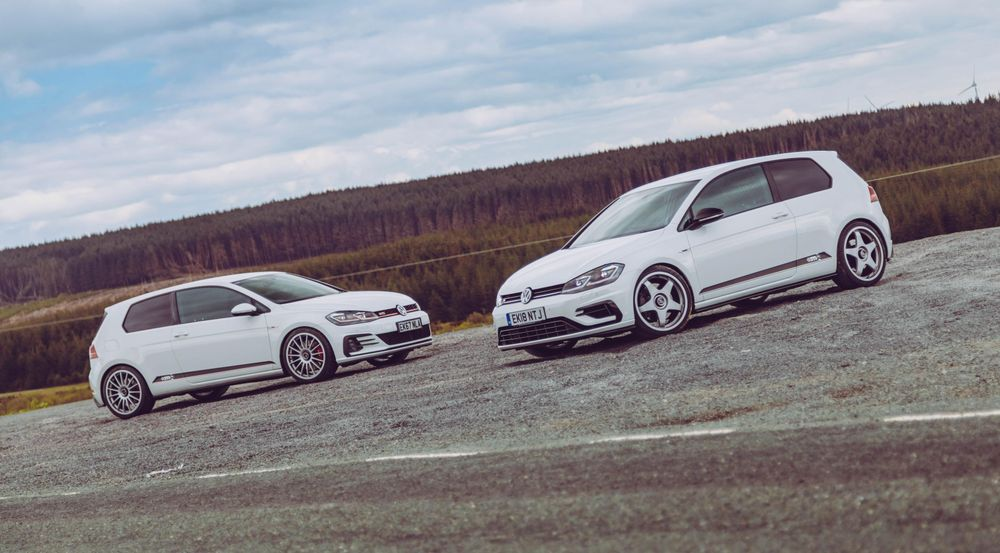 Mountune s'occupe des Golf GTI et R