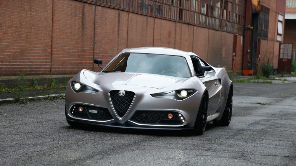 Alfa Romeo Mole Costruzione artigianale 001 - Enchères RM Sotheby
