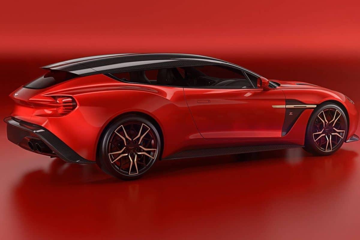 Aston Martin Vanquish Zagato Shooting Brake - Enchères RM Sotheby