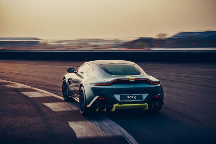 Aston Martin Vantage AMR manuelle