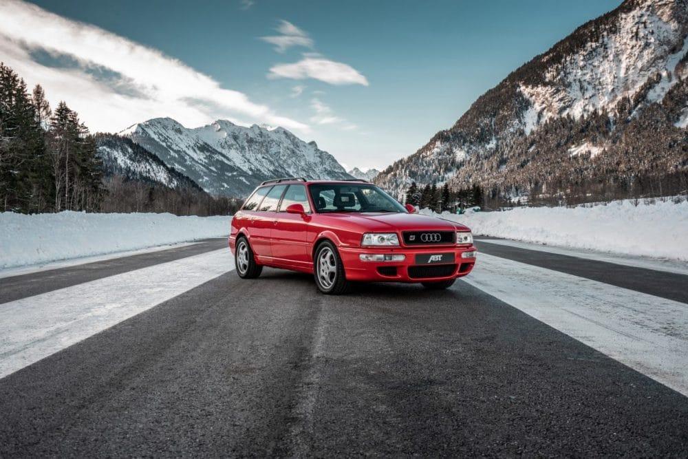 Audi RS2 par ABT Sportsline