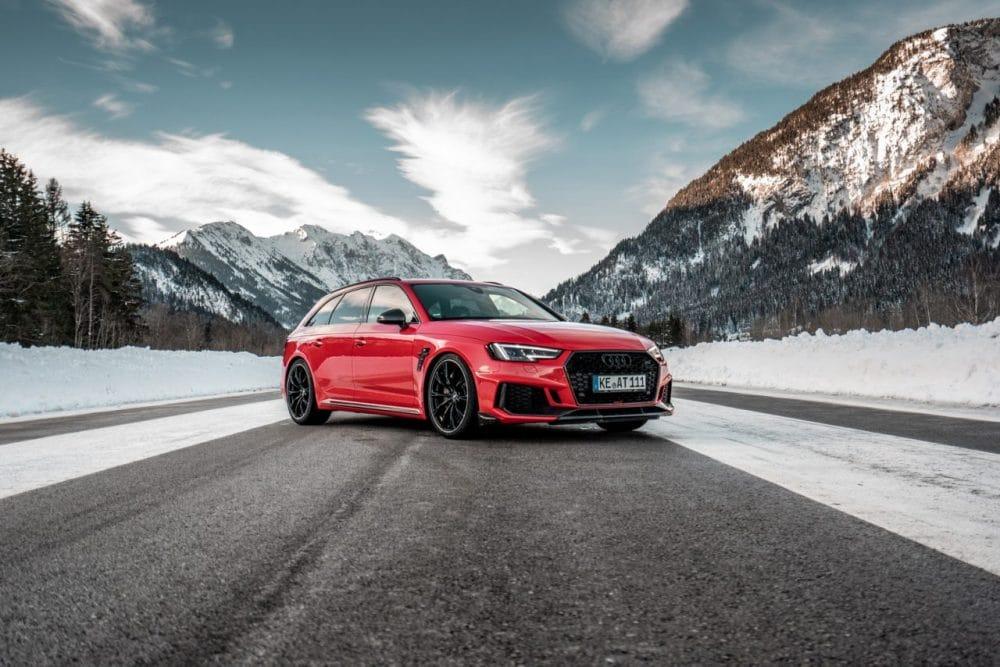 RS4 Avant par ABT Sportsline