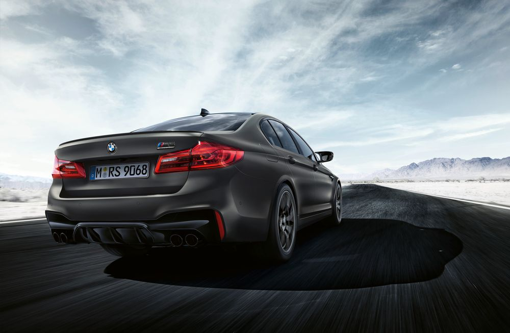 BMW M5 Edition 35 ans