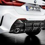 Pièces M Performance de la nouvelle BMW Série 1 (F40)