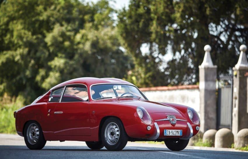 750 GT Zagato - Enchères RM Sotheby