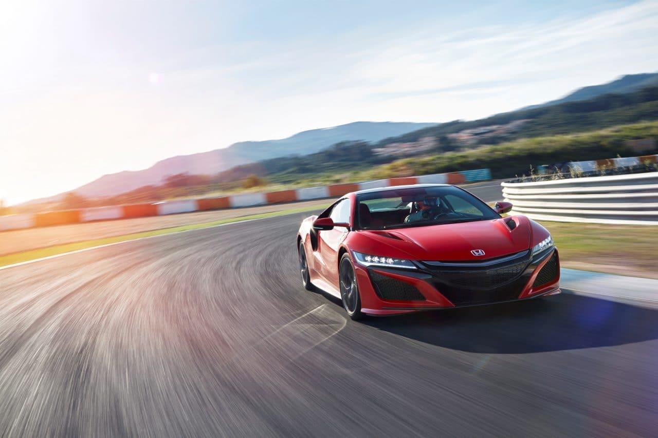 Bientôt une Honda NSX Type R ?
