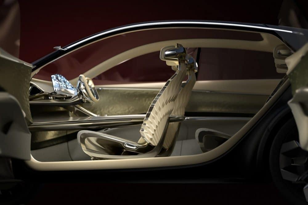 Concept Kia Imagine (intérieur)