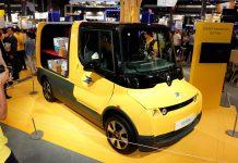 La Poste va tester le Renault EZ-FLEX