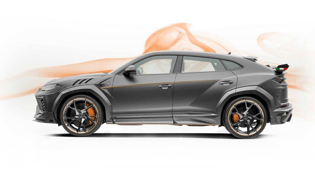 Mansory Venatus Lamborghini Urus