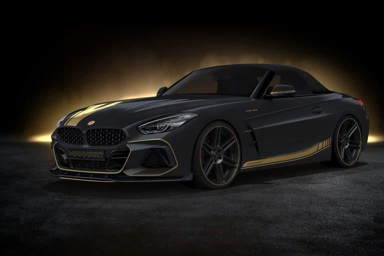 BMW Z4 par Manhart