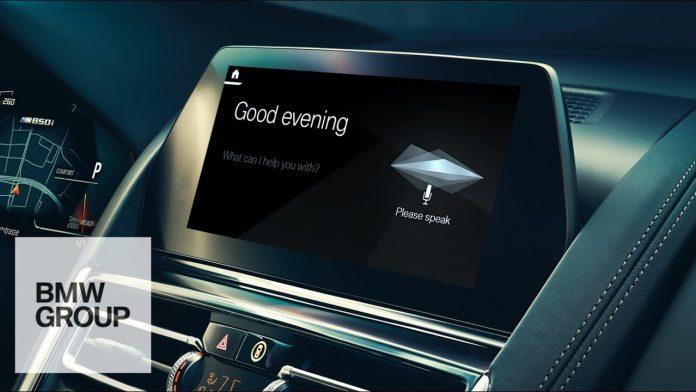 BMW travaille avec Microsoft pour créer un nouvel assistant vocal