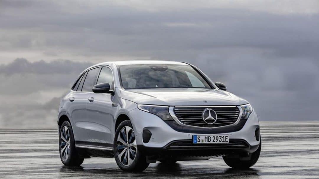 Prix Mercedes EQC (2019)
