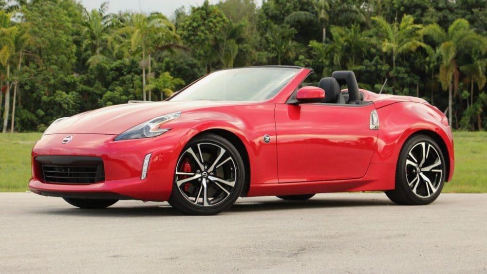 Nissan 370Z Roadster arrêtée ?