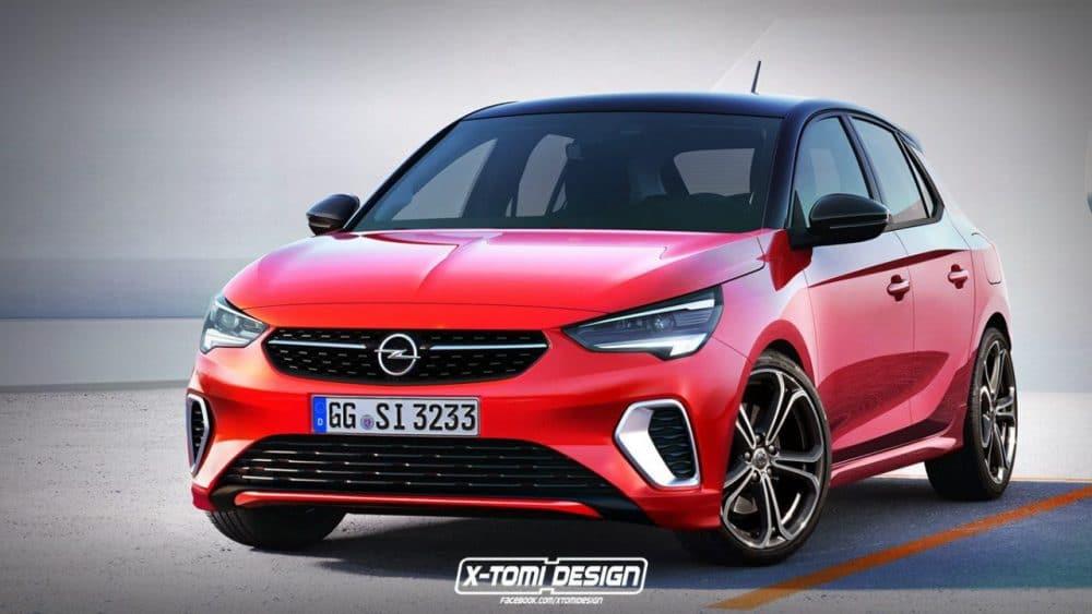 Opel Corsa GSi de X-Tomi