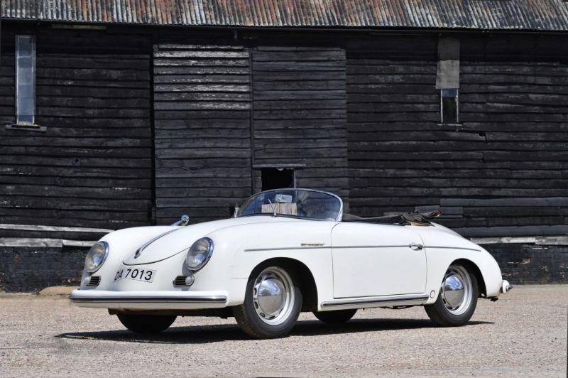 Porsche 356 Speedster - Enchères RM Sotheby