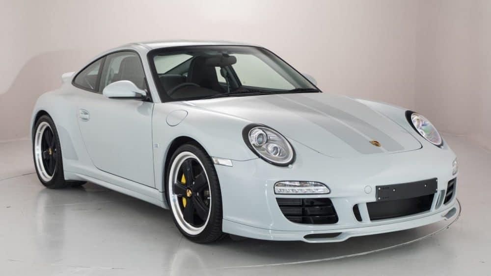 911 Sport Classic - Enchères RM Sotheby